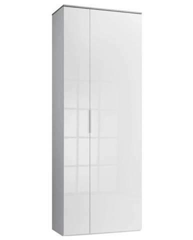 Skriňa GAVERA biela/betón