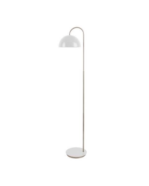 Leitmotiv Stojacia lampa v matnebielej farbe Leitmotiv Decova