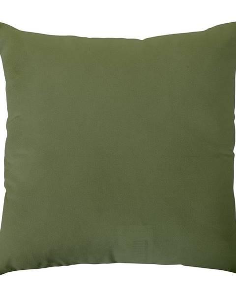 Mike & Co. NEW YORK Zelená obliečka na vankúš Mike&Co.NEWYORK Duskwood, 43 x 43 cm