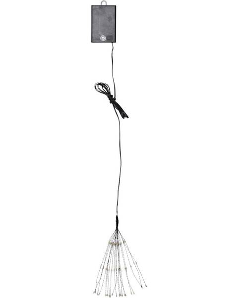 Best Season Závesná svietiaca LED dekorácia Best Season Hanging Firework Dark Warm, 60 svetielok
