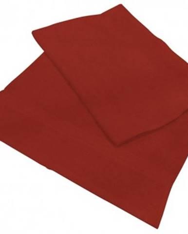 Uterák Riz 50x100 cm, červený%
