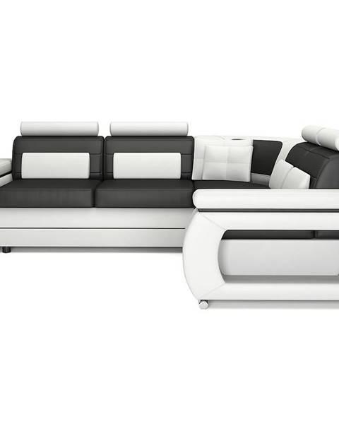 MERKURY MARKET Rohová sedacia súprava Verso B P Soft 11 + Soft 31