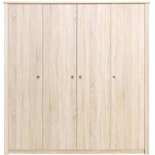 Skriňa Fineczja F4  200 cm 4 dvere
