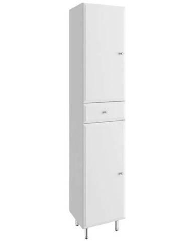 Vysoká skrinka do kúpeľne Armando C170 nohy 2D1S