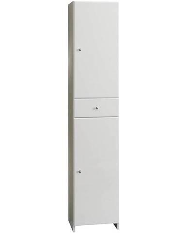 Vysoká skrinka do kúpeľne Mercado C170 2D1S