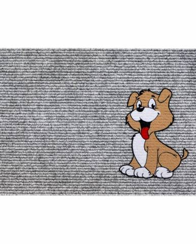 Vopi Rohožka Flocky Dog, 40 x 60 cm