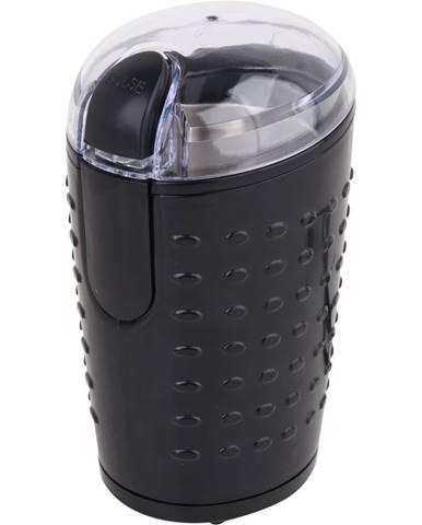 LUND TO-68481 mlynček na kávu, čierna
