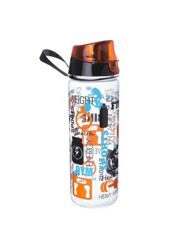 Orion Športová fľaša FITNESS, 0,75 l