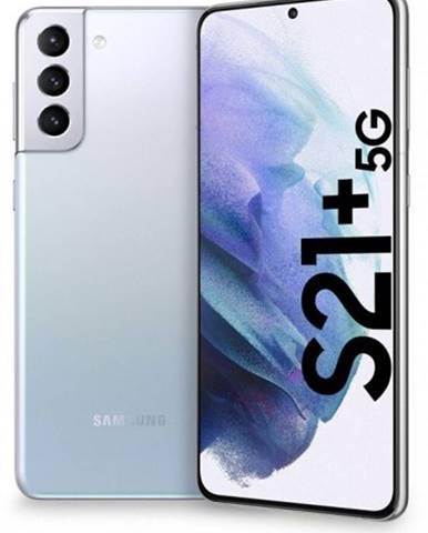 Mobilný telefón Samsung Galaxy S21 +, 8 GB/256 GB, strieborný