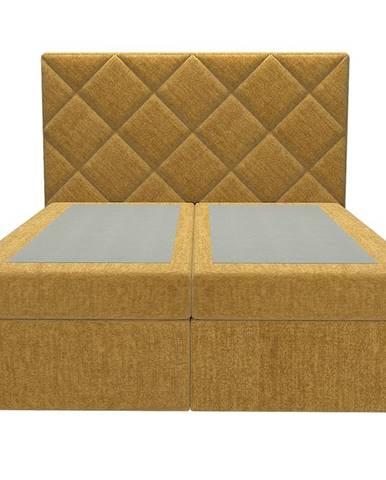 Posteľ Reja 160x200 Monolith 48 bez vrchného matracu