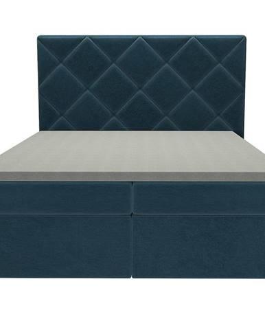 Posteľ Reja 160x200 Monolith 77 s vrchným matracom