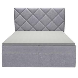 Posteľ Reja 160x200 Monolith 84 s vrchným matracom