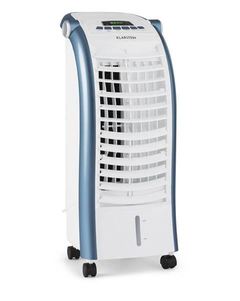 Klarstein Klarstein Maxfresh Ocean, ventilátor, ochladzovač vzduchu, 6 l, 65 W, diaľkový ovládač, 2 x chladiaca súprava