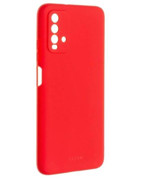 FIXED Kryt na mobil Fixed Story na Xiaomi Redmi 9T červený