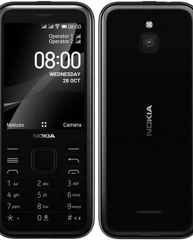Mobilný telefón Nokia 8000 4G čierny