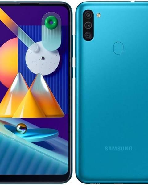 Samsung Mobilný telefón Samsung Galaxy M11 modrý