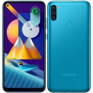 Mobilný telefón Samsung Galaxy M11 modrý