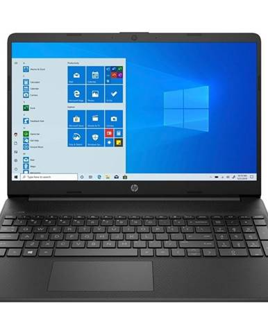Notebook HP 15s-eq1626nc čierny