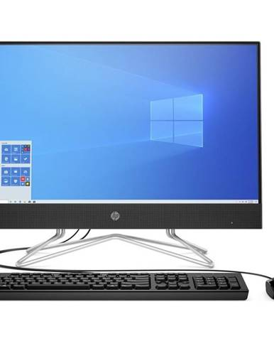 PC all in-one HP 24-df0601nc čierny