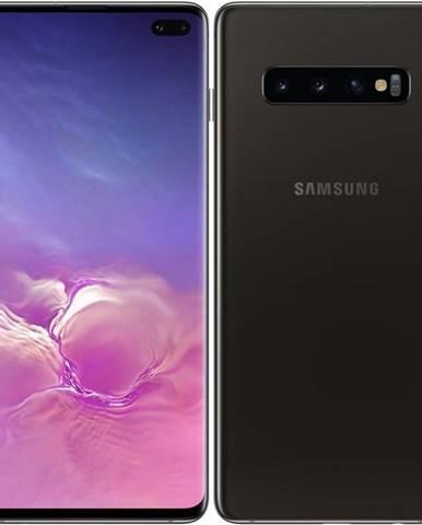 Mobilný telefón Samsung Galaxy S10+ 128 GB - ceramic čierna SK