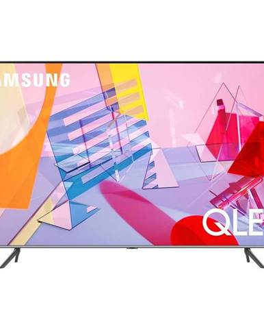 Televízor Samsung Qe65q67ta strieborn