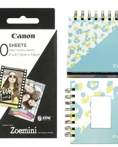 Fotopapier Canon ZP-2030, 50 x 76mm, 50ks, pro Zoemini + fotoalbum