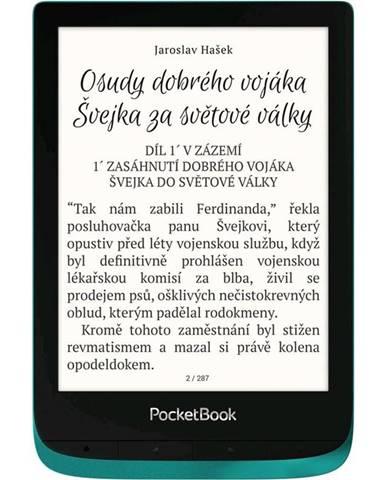 Čítačka kníh Pocket Book 627 Touch Lux 4 - Emerald