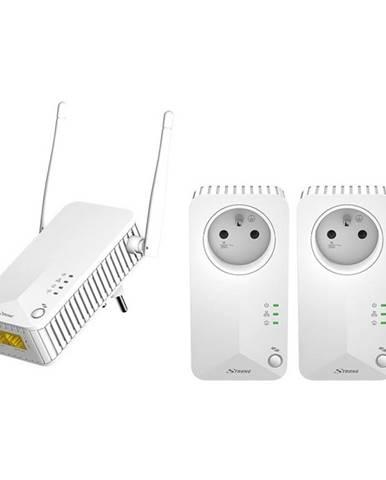 Sieťový rozvod LAN po 230V Strong Wi-Fi 500 Triple Pack