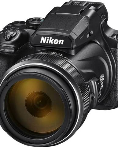 Digitálny fotoaparát Nikon Coolpix  P1000 čierny