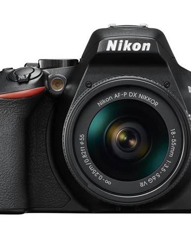 Digitálny fotoaparát Nikon D3500 + 18-55 AF-P VR čierny