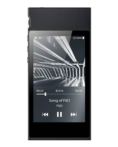 HiFi prenosný digitálný prehrávač FiiO M7 čierny