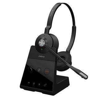Headset  Jabra Engage 65, Stereo čierny