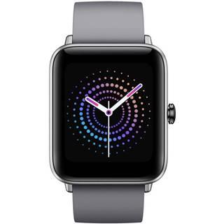 Inteligentné hodinky UleFone Watch Pro sivé