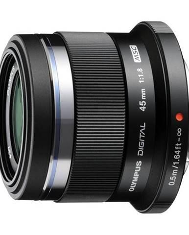 Objektív Olympus Zuiko Digital ET-M4518 čierny