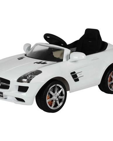 Elektrické autíčko Buddy Toys BEC 7110 Mercedes SLS biely