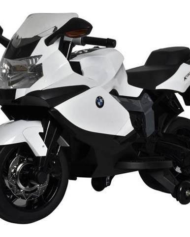 Elektrická motorka Buddy Toys BEC 6010 BMW K1300 čierna/biela