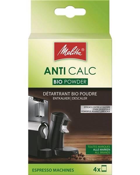 Melitta Odvápňovač pre espressá Melitta Anti Calc 4x40 g