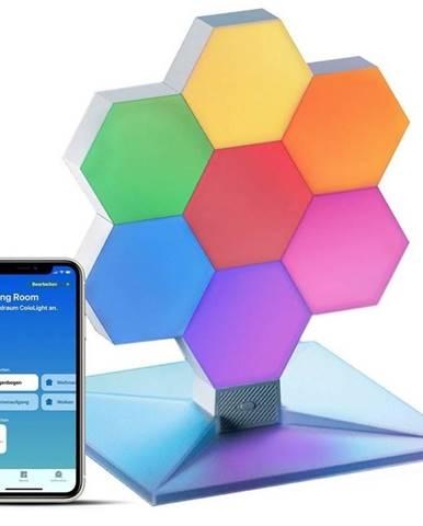 Stolná lampa Cololight Plus, modulární, Wi-Fi, se 7 bloky - HomeKit