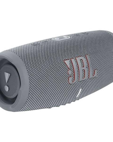JBL Prenosný reproduktor JBL Charge 5 siv