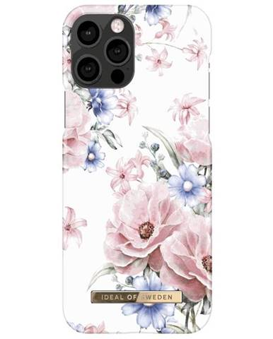 Kryt na mobil iDeal na Apple iPhone 12/12 Pro - Floral Romance