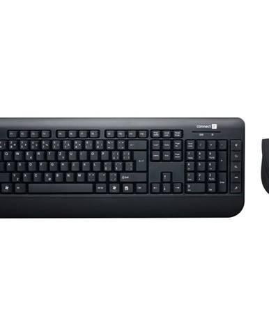 Klávesnica s myšou Connect IT Combo CI-185, CZ/SK čierna