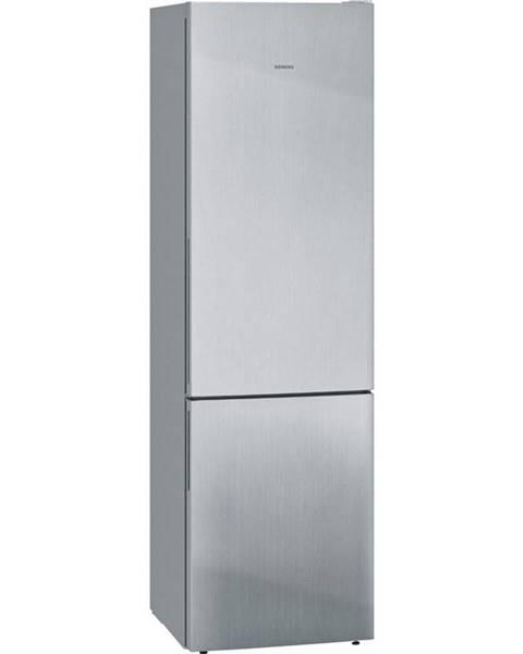 Siemens Kombinácia chladničky s mrazničkou Siemens iQ500 Kg39ealca nerez