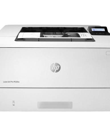 Tlačiareň laserová HP LaserJet M304a biely