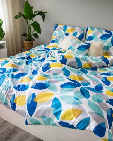 Jahu Saténové obliečky Ema Spring, 140 x 200 cm, 70 x 90 cm, 40 x 40 cm