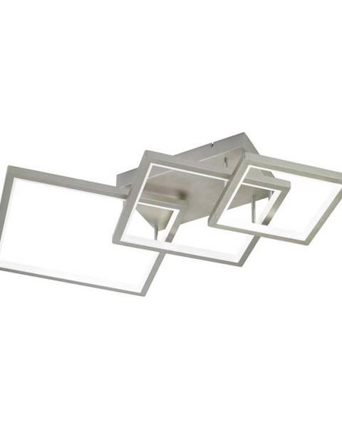 Ambia Home LED STROPNÁ LAMPA, 120/16,6/71,6 cm - niklová