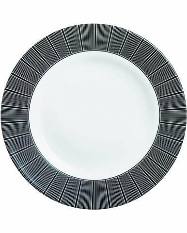 Luminarc Sada hlbokých tanierov ASTRE NOIR 22 cm, 6 ks