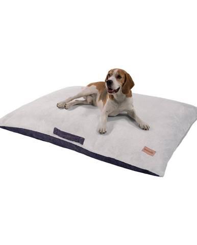 Brunolie Henry, pelech pre psa, psia podložka, umývateľný, ortopedický, protišmykový, priedušný, pamäťová pena, veľkosť L (100 x 10 x 70 cm)