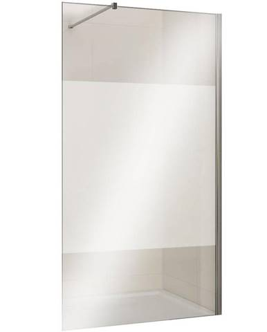 Pevnou WALK-IN BALI 100X195 zrkadlo