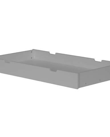 Zásuvka 140X70 CALMO šedá