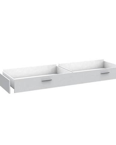 Zásuvka Snow SNWL02 k posteli SNWL14 biely mat